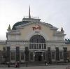 Железнодорожные вокзалы в Пичаево
