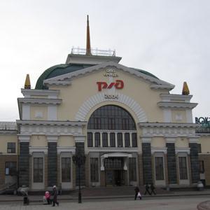 Железнодорожные вокзалы Пичаево